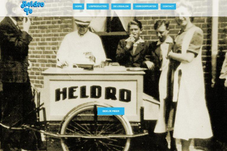 Heldro ijs