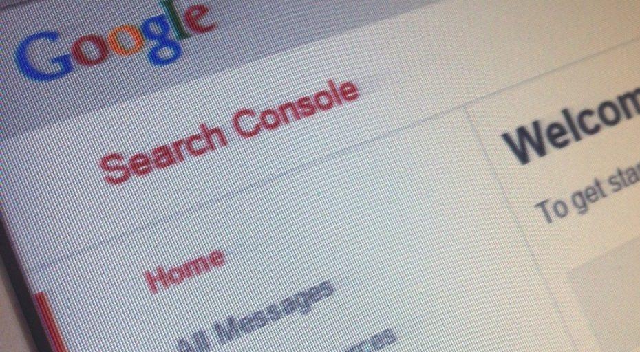 Google Search Console voor Online Marketeers