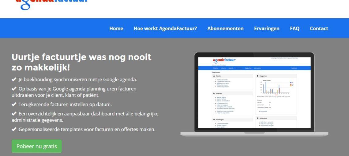 Agendafactuur.nl