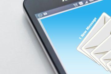 Linkbuilding e-mail template