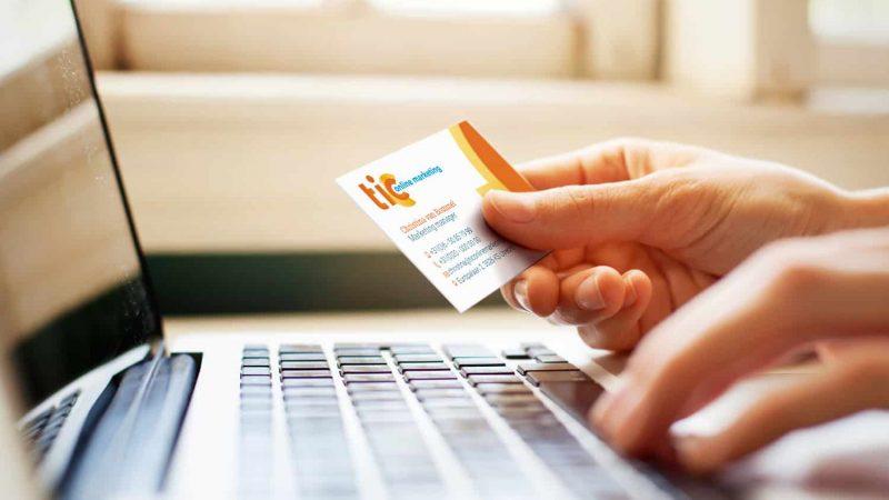 Nieuw logo TIC Online Marketing!