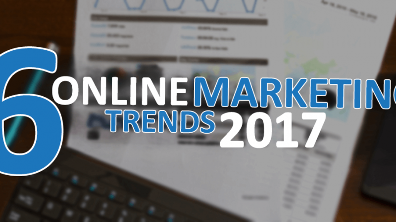 Online Marketing Trends 2017: Smartphone dwingt tot nieuwe strategieën