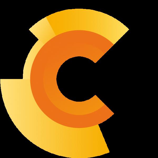 Draaiend logo TIC Online Marketing